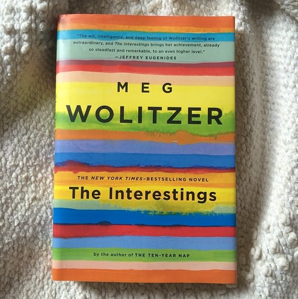 LA in Bloom | The Interestings by Meg Wolitzer