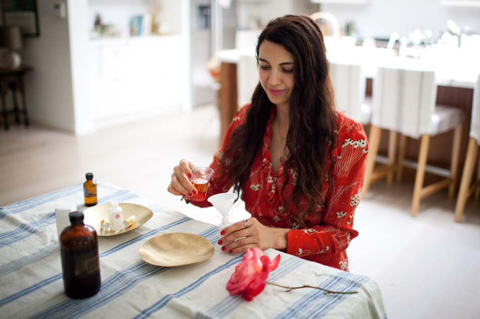 LA in Bloom | Shiva Rose Face Oil