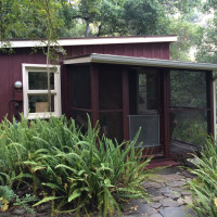 My favorite place to stay in Ojai: The Love Shack (VRBO).