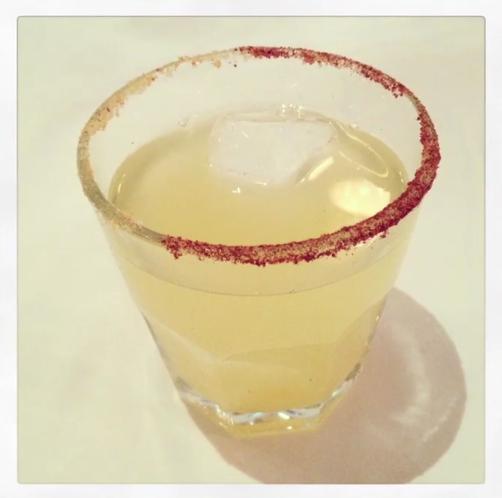 LA in Bloom | Mezcal Cocktail
