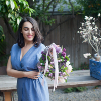 LA in Bloom | Flower Crowns with Hollyflora